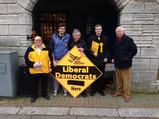 Lib Dems Isle of wight team